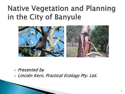 Banyule Native Vegetation and Planning 2012_POWERPOINT IN PDF FORMAT_Page_01